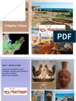 Archaeological Roundtrip 4days