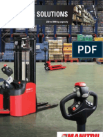 Manitou Warehousing Equipment (EN)