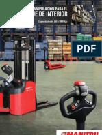 Manitou Warehousing Equipment (ES)