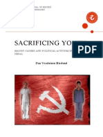Sacrificing Youth (03Apr2012)