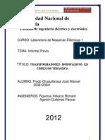 Transformadores Monofasicos en Conexion Trifasica (Prev) (Recuperado)