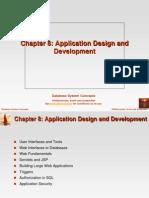 Ch8-Application Design and Development