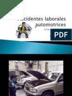 Accidentes laborales Automotrices