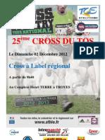 Nouvelle Affiche Du Cross 2012