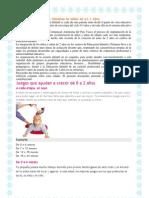 MÚSICA  TERAPIAS  DE  NIÑOS  DE  0 A  2  AÑOS