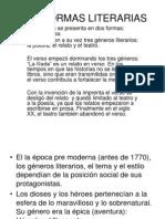 Las Formas Literarias[1]