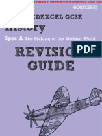 Edexcel GCSE History A - Schools History Project Revision Guide & Workbook Sample