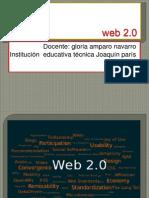 Web 2.0 Diapositivas