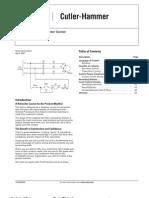 Eaton Motor Control Basic Wiring