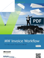MW Invoice Workflow for Microsoft Dynamics AX 2012