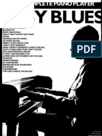 Sheet Music - The Complete Piano Player Easy Blues
