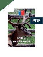 Cartilla Cazadores 2012
