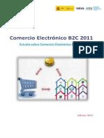 Estudio sobre Comercio Electrónico B2C 2011, edición 2012 - ONTSI