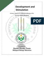 Brain Development and Stimulation