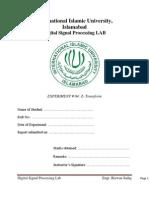 DSP Lab 4 Handout