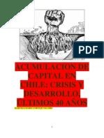 100145932 Acumulacion de Capital en Chile Crisis y Desarrollo Ultimos 40 Anos