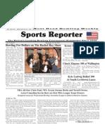 November 14 - 20, 2012 Sports Reporter