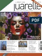 L'Art de l'Aquarelle N°14 - Sept-Oct-Novembre 2012
