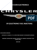 Inyeccion Elect Chrysler