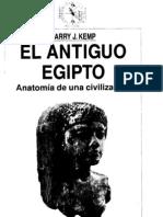 Barry J Kemp - El Antiguo Egipto_ Anatomía de una Civilización