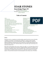 Knowledge paper IV