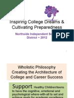 Inspiring College Dreams & Cultivating Preparedness