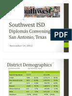 SWISD Data