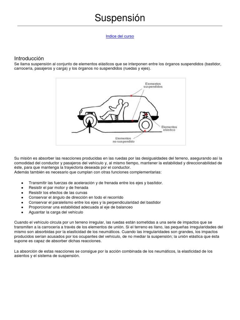 Curso de Mecanica Primera Parte Suspencion[1]22022012