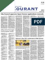 Pennington Co. Courant, November 15, 2012