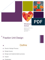 Fraction Curriculum PPT