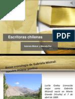 Escritoras chilenas