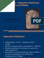 Poliomielite - Aspectos históricos, patologicos e profilaxia