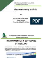 4.4 Software de monitoreo y análisis