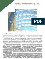 O Vidro e sua Aplicação na Construção Civil