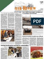 Pioneer Review, November 15, 2012