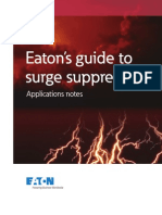 Surge Suppression App Guide - Eaton