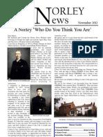 Norley News - Nov 12