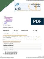 Democracy for Vietnam » Signatures _ Chữ Ký 46001-48000