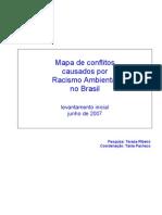 Microsoft Word - Mapa Do Racismo Ambiental No Brasil
