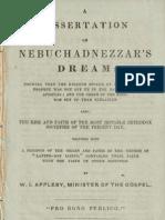 Dissertation on Nebuchadnezzar's Dream (1844)