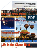 Fulltime Families Magazine November 2012, Issue 30