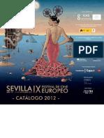 Programación IX SEVILLA  Festival de Cine Europeo . SEFF 2012