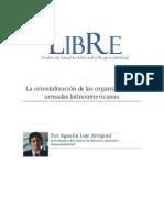 """""""La orientalización de las organizaciones terroristas latinoamericanas"""" / Autor"""