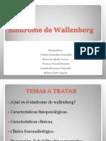 Síndrome de Wallenberg