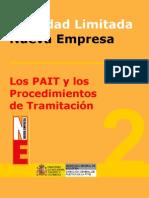 Guia SLNE - PAIT y Procedimientos Tramitacion