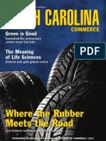 South Carolina Commerce Magazine 2013