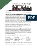 Press Release Scholarship