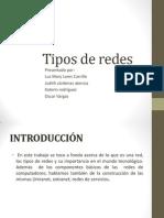DiapoTipos de Redes(1)