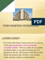 Fondo Monetario Internacional[1]