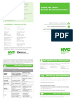 Hurricane Sandy NYC Business Recovery Information